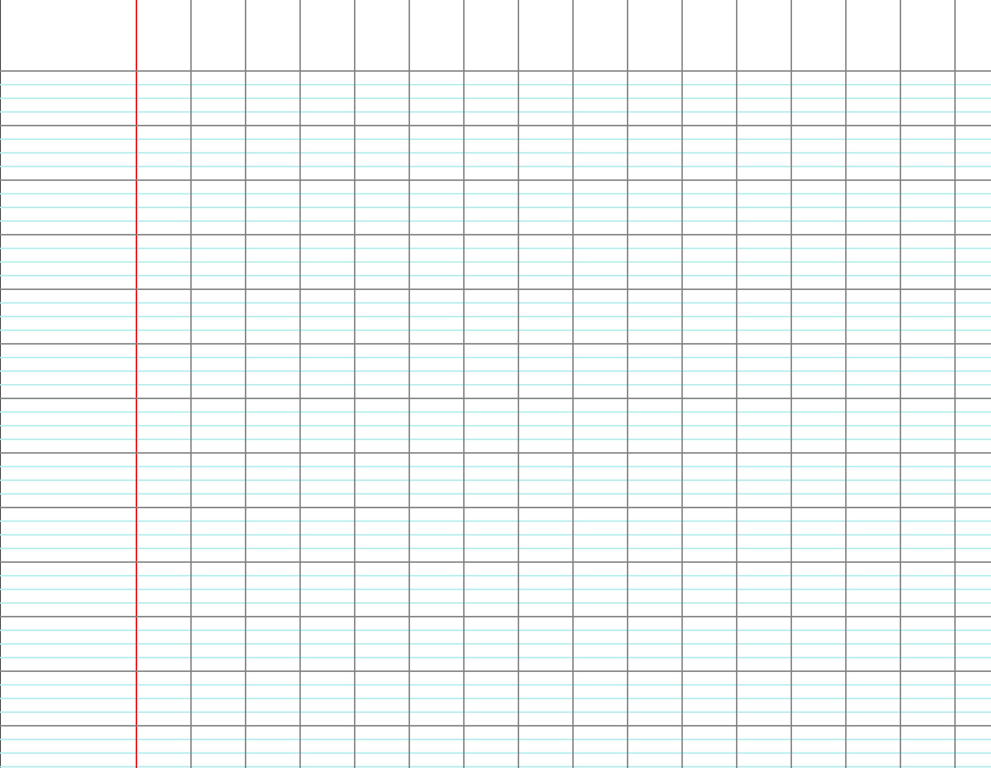 ActivInspire ♦ Un quadrillage seyes en fond de paperboard