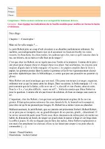 TICE - Traitement de texte ♦ Mettre un texte en forme ...